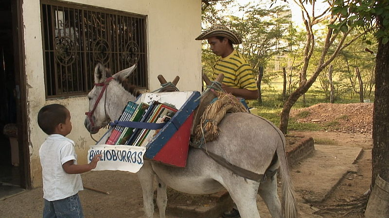 Biblioburro: A Library That Delivers