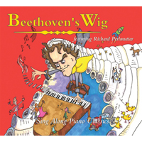 Featured Album: Beethoven's Wig: Sing Along Piano Classics