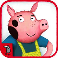 Featured App: The Three Little Pigs by Nosy Crow