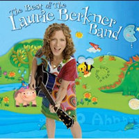 Featured Album: The Best of the Laurie Berkner Band