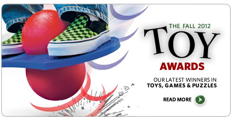 Announcing the Fall 2012 Parents' Choice Toy Award Winners!