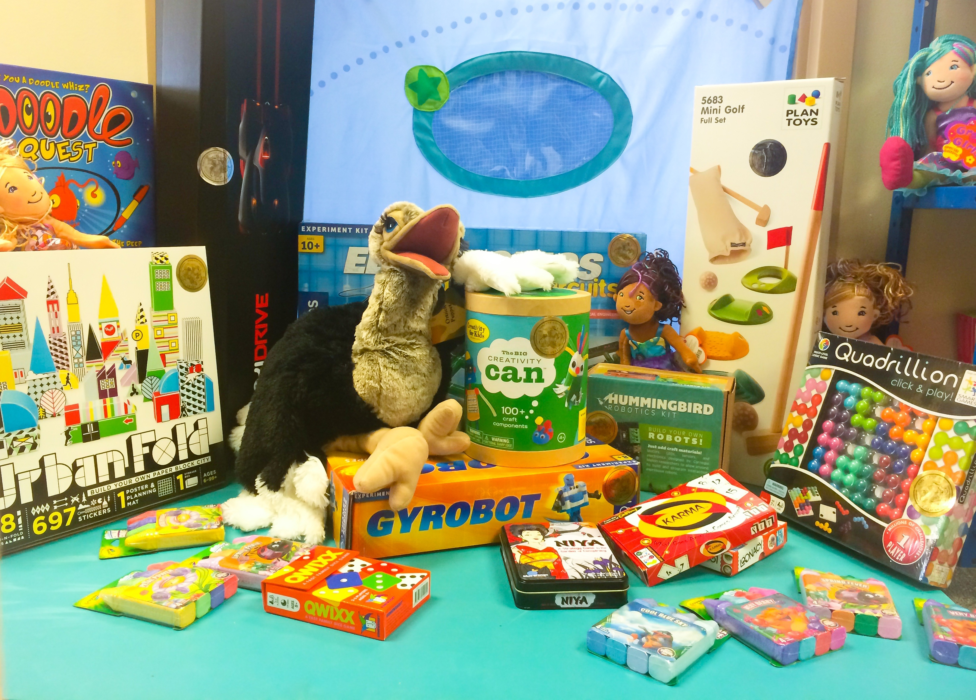 The Best of What's Around: The Spring 2014 Parents' Choice Toy Awards
