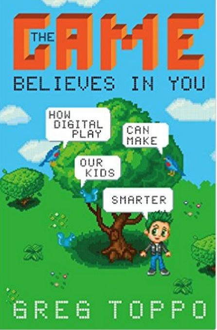 Journalist and author says digital play is good for kids