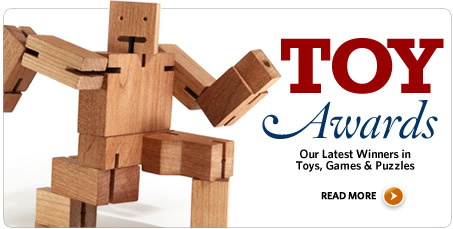 The 2015 Fall Parents' Choice Toy Awards!