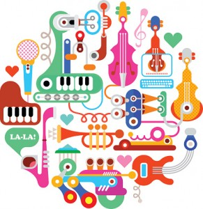 Musical Round Composition